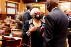 day-33-march-16-chamber-in-session-38-X4-State-of-the-Judicary-Senator-Gloria-Butler-Representative-Billy-Mitchell