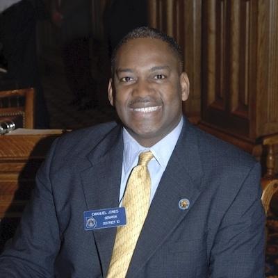 Sen. Emanuel Jones
