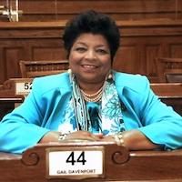 Sen. Gail Davenport