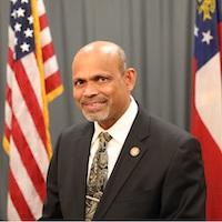 Senator Sheikh Rahman